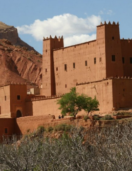 4 Days Tour From Marrakech To Erg Chabbi Desert